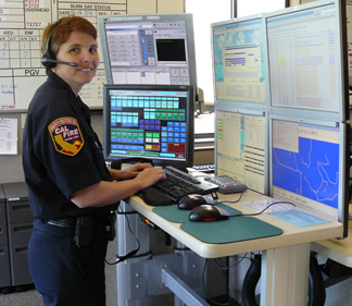 image of CAL FIRE Dispatch at Camino