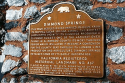 click here to view a larger image of the Diamond Springs Plaque